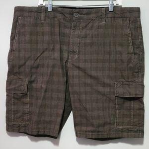 Denver haynes plaid shorts